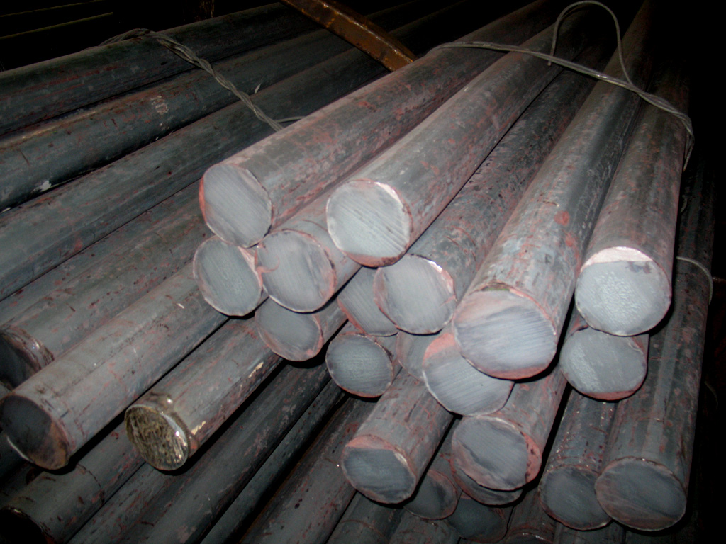 Круг стальной, пруток стальной